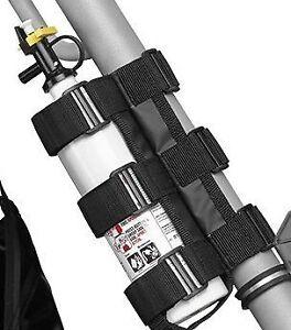 NEW QuadBoss UTV Roll Cage Fire Extinguisher Holder YAMAHA POLARIS KAWASAKI