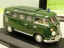 1/43 Signature VW t1 furgoneta policía 43210