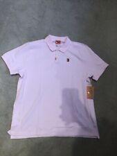 Nike Mens XL Tennis/golf Polo Pink