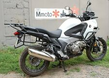 Honda VFR 1200 X Crosstourer Whole-welded luggage rack system Black Mmoto MM24