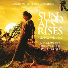 JOE,HISAISHI /OST- THE SUN ALSO RISES   CD NEU