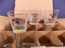 More details for jack daniels by lars kemper old no7 whisky glasses x 12