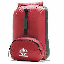 Aqua Quest Himal 20L Waterproof Dry Bag Backpack Light Foldable - Red