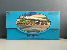 The Prussia  HO Scale Loco Classic Collector Series Bachmann Set Christmas Train