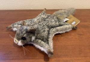 NWT Flying Squirrel Plush HANSA Creation Portraits of Nature True-to-life