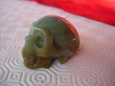 Crystal skull chinese amazonite Fe 4