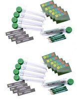 10 X preform 13 CM Geocaching geocache Geocache Tube Plastic Package Set