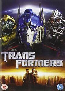 Transformers (2007) [DVD][Region 2]