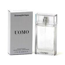 Uomo zegna by Ermenegildo Zegna  1.7oz Men's Eau de Toilette, Sealed