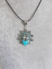 Unbranded Turquoise Natural Fashion Necklaces & Pendants
