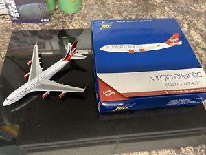 Virgin Atlantic 747 Gemini Jets Model