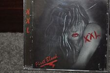 XXL first blood rare hair sleaze glam french MHR SWEET LIPS RATT MOTLEY CRUE