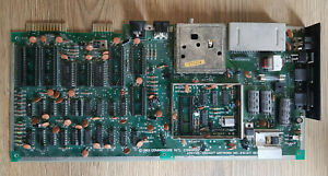 Commodore 64 motherboard 250407 Artwork no.251137 Rev B. Tested working.