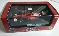 FERRARI F10 2010 F. ALONSO F1 FORMULE 1 N°8 rouge au 1/43 - BAHRAIN GP ÉDITION