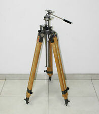 Stativ Stand, tripod wooden with camera head 6760-99-70147150