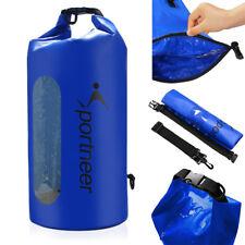 1 The Latest Fashion Black Symbol Of The Brand Swaga 10l Dry Sack Waterproof Sports Bag Swaga