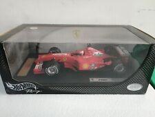 FERRARI F2001 Schumacher Marlboro Version 1/18 Hot Wheels RACING Campioni del Mo
