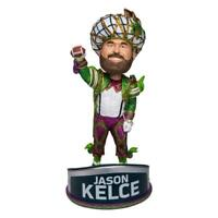 Jason Kelce Philadelphia Eagles Super Bowl Champions Podium Suit Bobblehead NFL