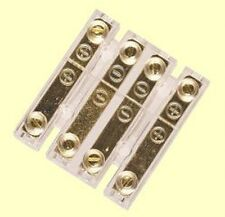 ACV 30.4150-02  Lautsprecher Verbinder  4mm²  vergoldet  4-polig  geschraubt #BP