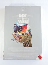 EAST & WEST Third Mondial War board game Simulation Games 1981 Ed. International