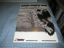 SMILE EMPTY SOUL-(vultures)-1 POSTER-11X17-NMINT-RARE