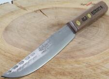 "7.5"" OKC Ontario USA Old Hickory 6 1095 Carbon Steel Paring Kitchen Steak Knife"