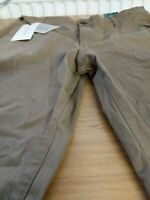 Selected Homme Straight Fit Camel Chinos Mens Waist 32/Leg34 Ref R9