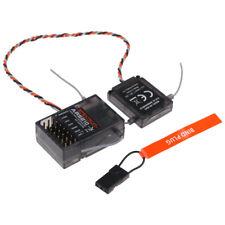AR6210 DSMX 6CH Empfänger Satelliten Unterstützung DSM2 Spektrum Sender RC