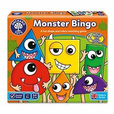 Orchard Toys - Monster Bingo Lotto Matching Game