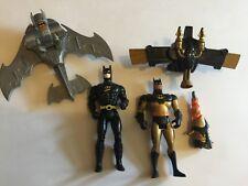 Vintage 1990's Batman Action FIgures  Kenner