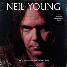 Neil Young – Live at Superdome, New Orleans 1994 180-gram VINYL LP