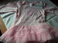 Disney Cinderella Pink Dress age 3 - 6 months 68cm 27ins 100% cotton