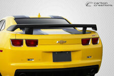 Chevrolet Camaro 10-13 Carbon Creations Carbon Fiber High Wing Spoiler