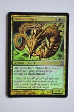Mtg Magic the Gathering Time Spiral Harmonic Sliver FOIL