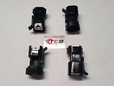 EV6 / USCAR Female To Denso (Sumitomo) Male No Wire Plug & Play Adapters (X4)