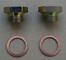 Verschlussschrauben M16 x 1,5 DIN 7604