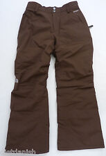 The North Face KIDS Girls Derby Insulated Ski Pants Bacio Brown NWT $89 Size L