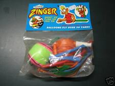 FLYING ZINGER-BALLOONS FLY OVER 30 YARDS-BRAND NEW