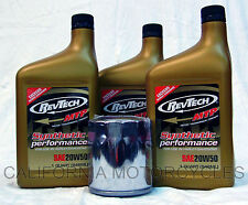 Kit Cambio Aceite Revtech MTP Sintetico Para Hd® Sportster®, Dyna® Y Softail®