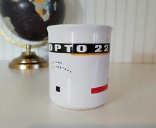 RARE OPTO 22 Controls Coffee Tea Mug Terminal Board G4PB24 Modules