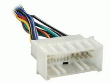 car audio \u0026 video wire harnesses for kia sportage ebay