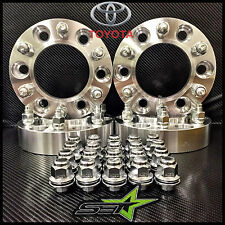 """4 TOYOTA WHEEL SPACERS HUBCENTRIC 6X5.5 