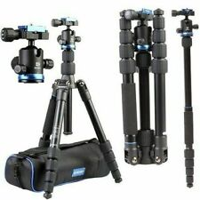 Benro iFoto 5 Section Aluminium Travel Tripod - NEW - 5 Year Warranty