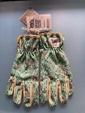 Brand New William Morris Gallery by Briers Gardeners Glove - Honeysuckle Design