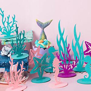 Decor DIY Under the Sea Theme Mermaid Party Mermaid Decorations Table Ornament