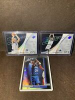 2002 SPX Dirk Nowitzki Dallas Mavericks Minnesota Garnett T-Wolves NBA Cards HOF