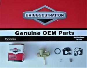 Genuine OEM Briggs & Stratton 795476   Carburetor kit
