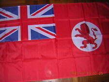 New reproduced British Empire Flag British East Africa Red Civil Ensign Kenya