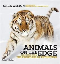 Animals on the Edge: Reporting from the Frontline of Extinction-ExLibrary