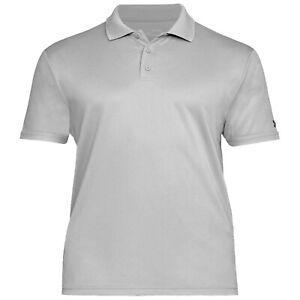 Under Armour Mens Medal Play Performance Polo Shirt Top UA Golf Soft Stretch Fit